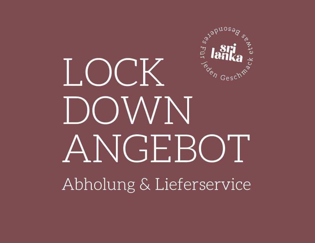 Colombo Hoppers Lockdown-Angebot